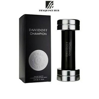 Davidoff Champion EDT Men 90ml (By: Fragrance HUB)