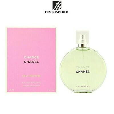 Chanel Chance Eau Fraiche EDT Women 100ml (By: Fragrance HUB)