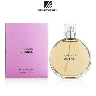 Chanel Chance EDT Women 100ml (By: Fragrance HUB)