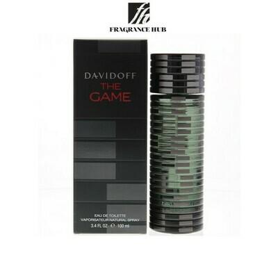 Davidoff The Game EDT Men 100ml (By: Fragrance HUB)