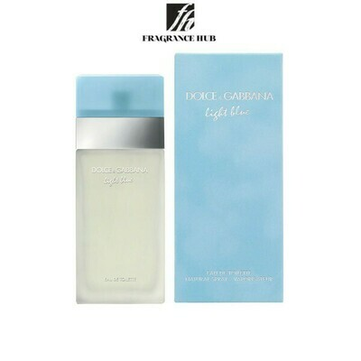 Dolce & Gabbana Light Blue EDT Women 100ml (By: Fragrance HUB)