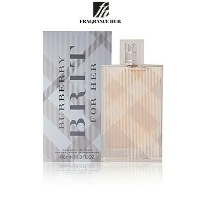 Burberry Brit EDT Women 100ml (By: Fragrance HUB)