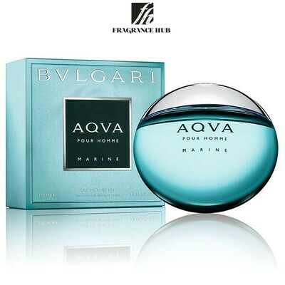 Bvlgari AQVA Marine EDT Men 100ml (By: Fragrance HUB)