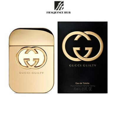 Gucci Guilty EDT Women 75ml (By: Fragrance HUB)