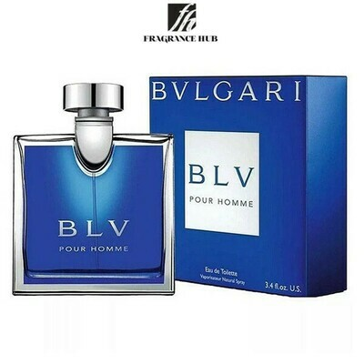 Bvlgari BLV Pour Homme EDT Men 100ml (By: Fragrance HUB)
