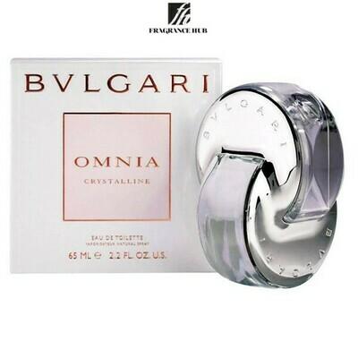 Bvlgari Omnia Cystalline EDT Women 65ml (By: Fragrance HUB)