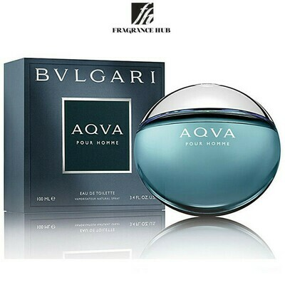 Bvlgari AQVA Pour Homme EDT Men 100ml (By: Fragrance HUB)