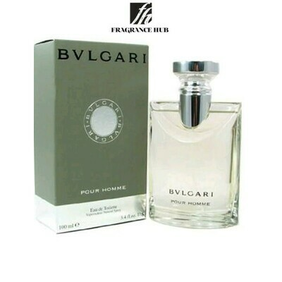 Bvlgari Pour Homme EDT Men 100ml (By: Fragrance HUB)