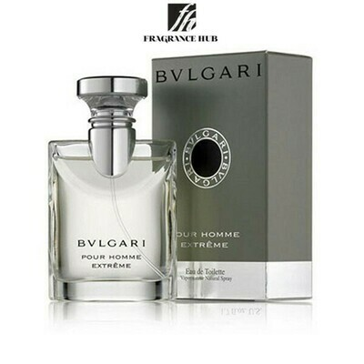 Bvlgari Pour Homme Extreme EDT Men 100ml (By: Fragrance HUB)