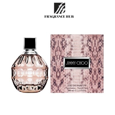 Jimmy Choo Jimmy Choo EDP Women 100ml (By: Fragrance HUB)