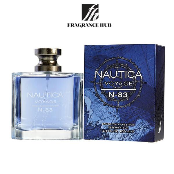 Nautica Voyage N-83 EDT Men 100ml (By: Fragrance HUB)