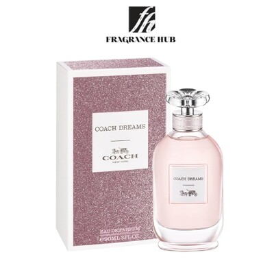 Coach Dream EDP Women 90ml (By: Fragrance HUB)