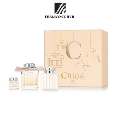 Chloe Signature EDPWomen 75ml 3-in-1 Gift Set (By: Fragrance HUB)