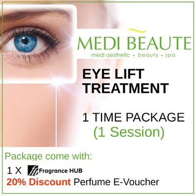 Medi Beaute - Eye Lift Treatment One-Time Package (1 Session)