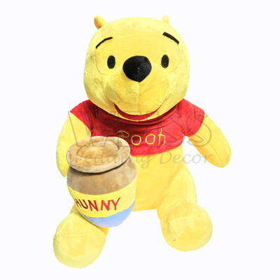 Winnie The Pooh (By: Weiss Flora & Gift From JB)
