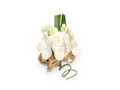 Country Charm Corsage (By: Weiss Flora & Gift From JB)