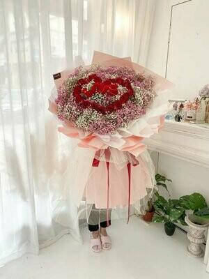 Lovsa (By: Temptation Florist from Seremban)