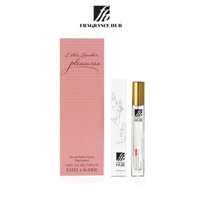 Estee Lauder Pleasures EDP Lady 10ML Travel Size Perfume (Refill by Fragrance HUB) 🎁 FREE FH 15% Discount Voucher!