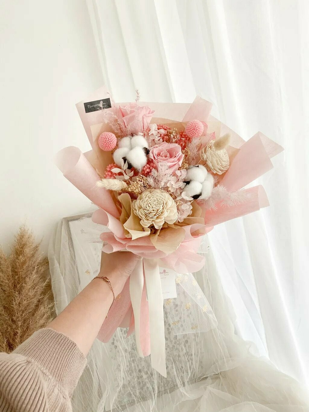 Dreamzy (By: Temptation Florist from Seremban)