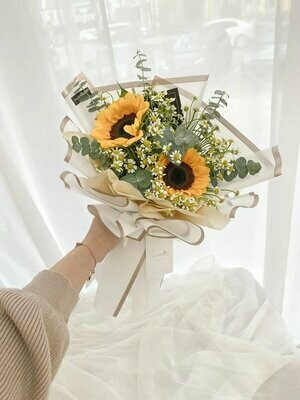 Carfy (By: Temptation Florist from Seremban)