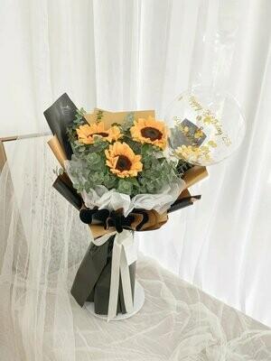 Huves (By: Temptation Florist from Seremban)
