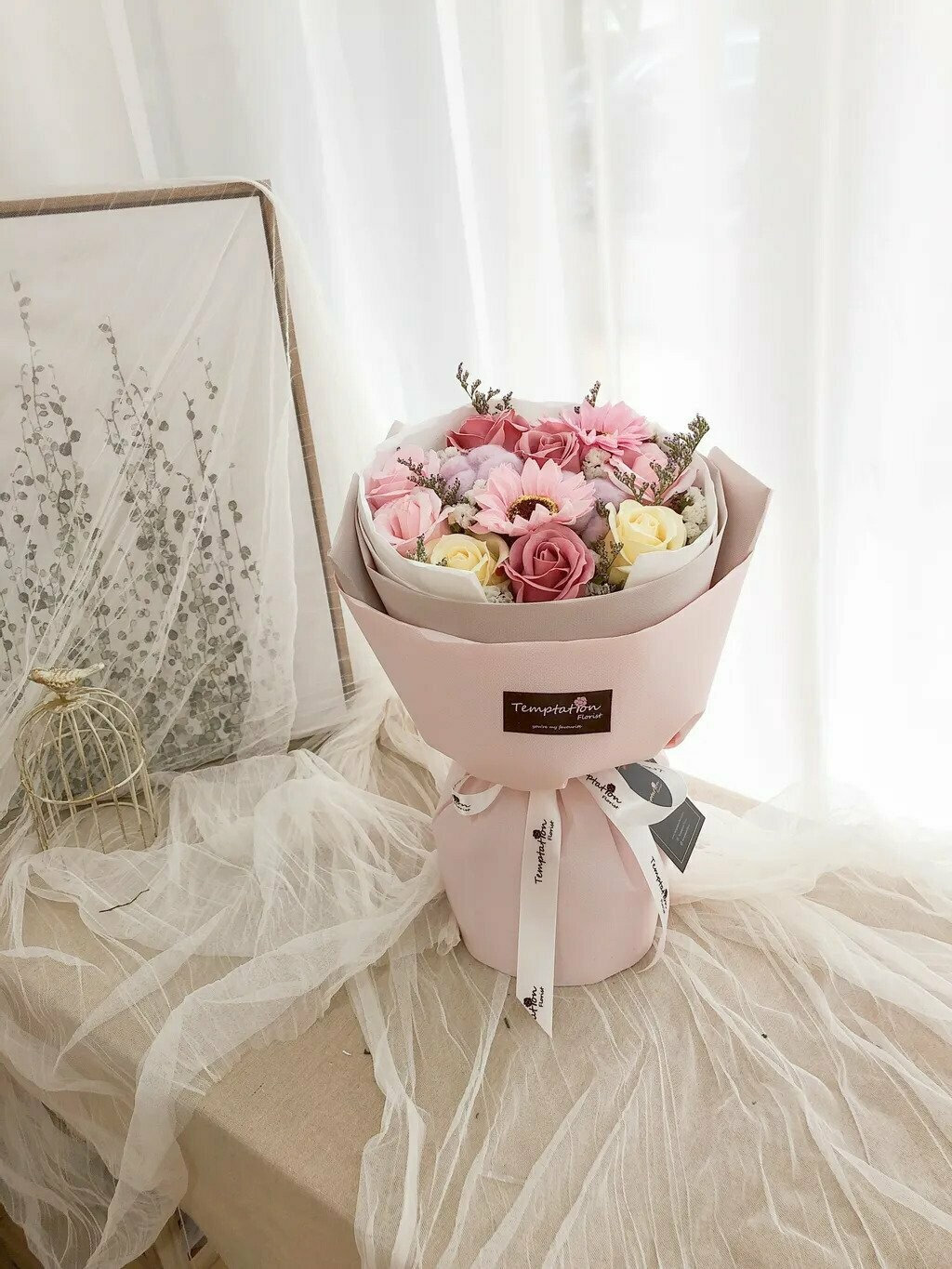Russia Floralife (By: Temptation Florist from Seremban)