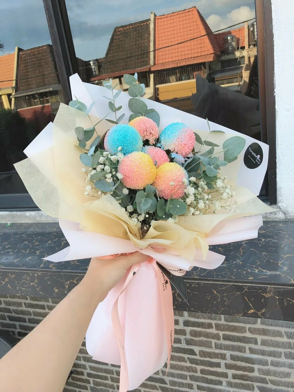 Sugar Candy (By: Temptation Florist from Seremban)
