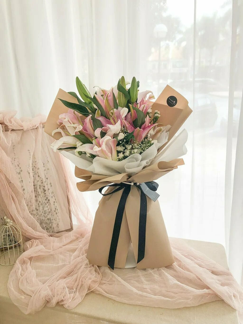 Lilium (By:Temptation Florist from Seremban)
