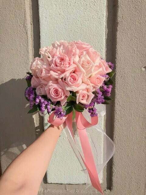 Aster (By: Temptation Florist from Seremban)