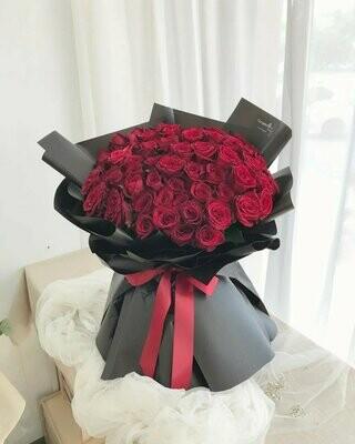 Elegant Love (By: Temptation Florist from Seremban)