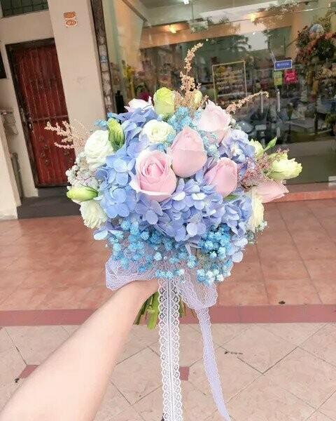 Chrissan (By: Temptation Florist from Seremban)