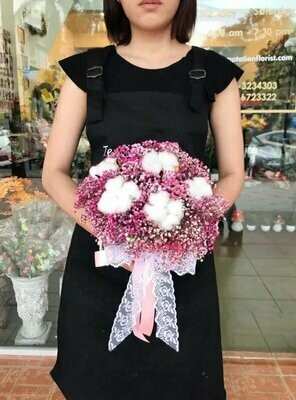 Cassy (By: Temptation Florist from Seremban)