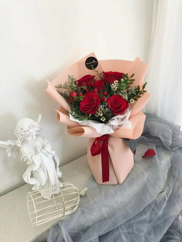 Mandy (By: Temptation Florist from Seremban)