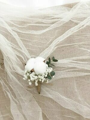 Boutonniere #6 (By: Temptation Florist from Seremban)
