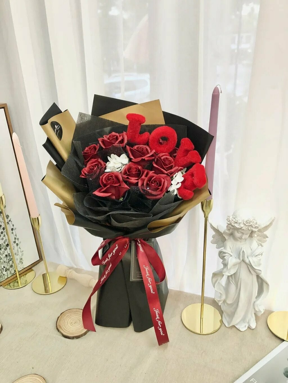 Love Ya (By: Temptation Florist from Seremban)