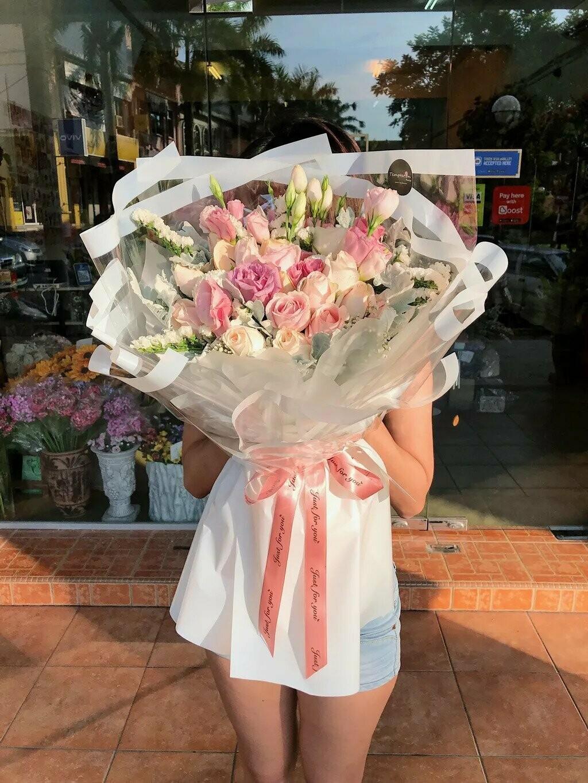 Yunis (By: Temptation Florist from Seremban)