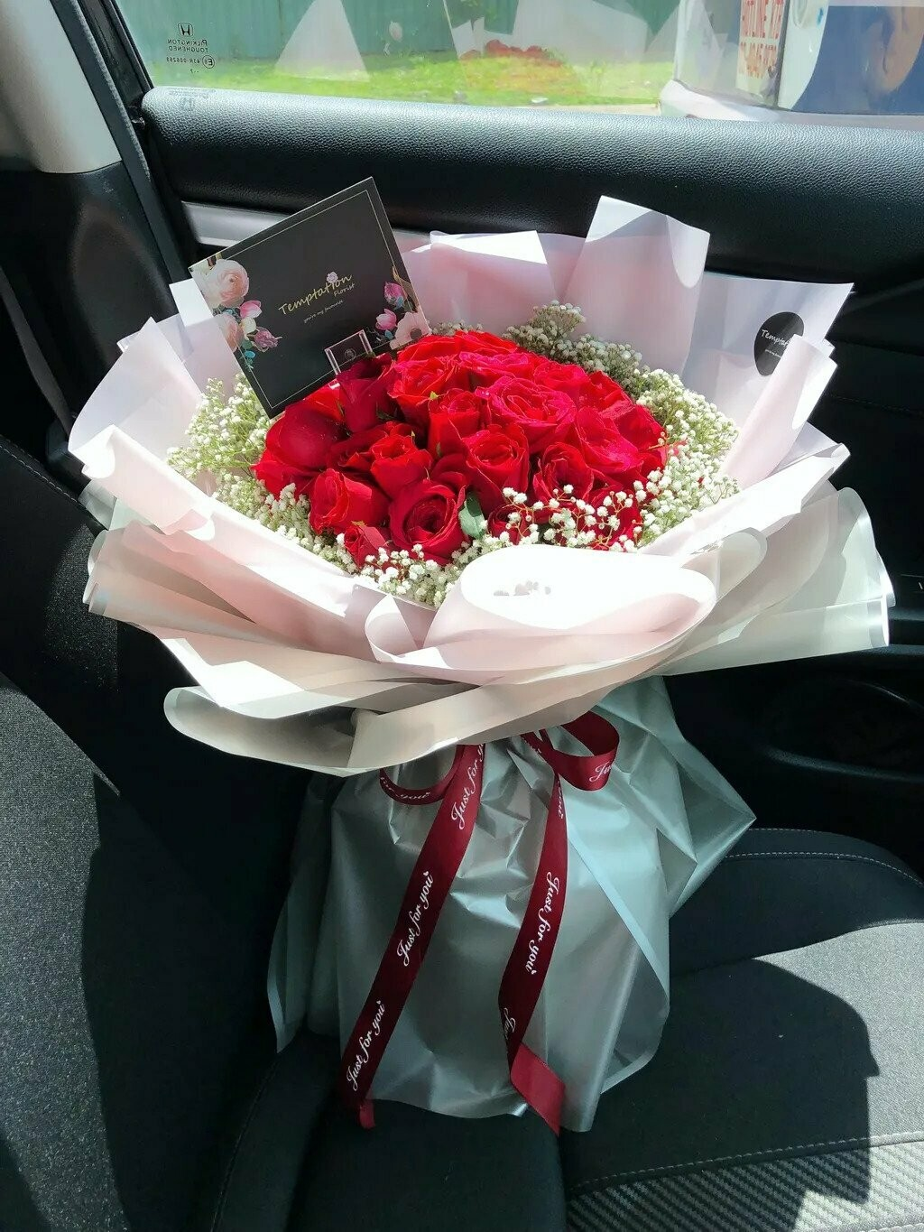 Oh Babe (By: Temptation Florist from Seremban)