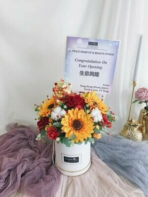 Luxmy (By: Temptation Florist from Seremban)