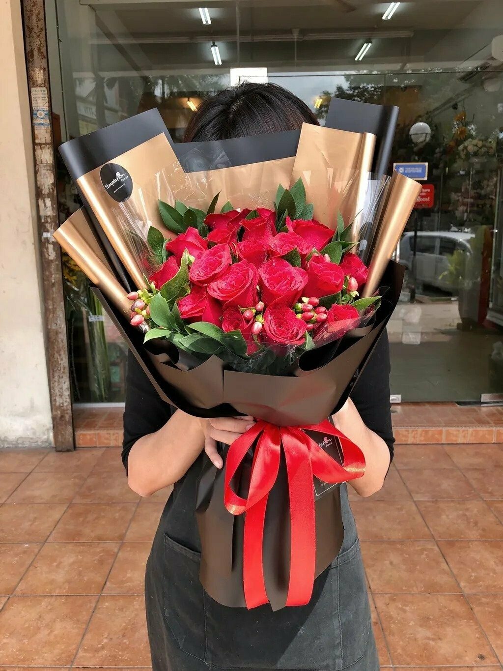 Crystal (By: Temptation Florist from Seremban)