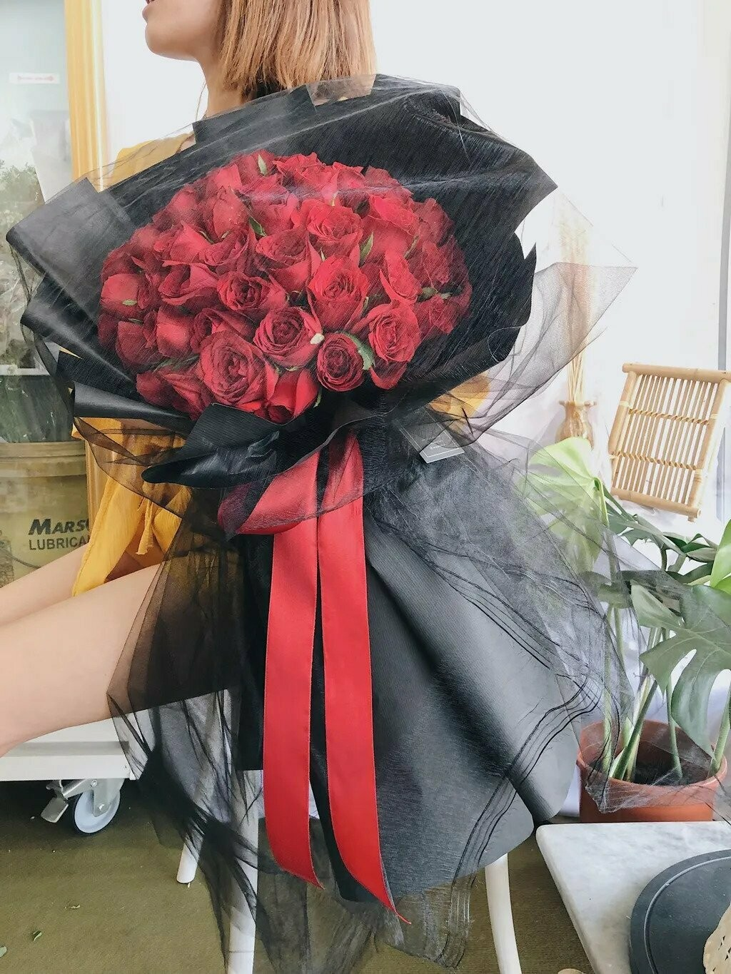 Promise (By: Temptation Florist from Seremban)