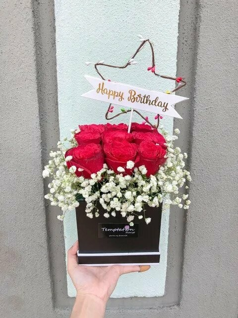 Passion (By: Temptation Florist from Seremban)