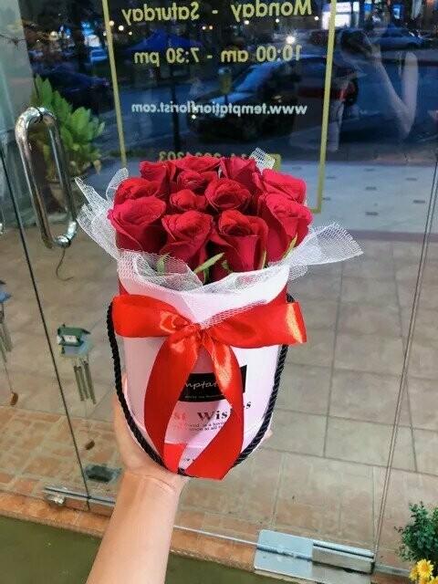 Lovex (By: Temptation Florist from Seremban)