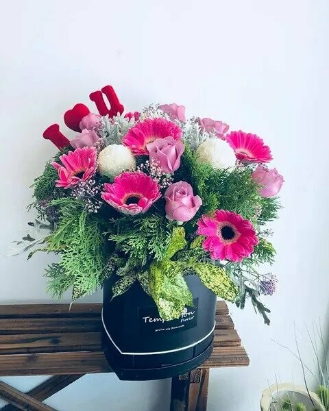 Candice Love (By: Temptation Florist from Seremban)
