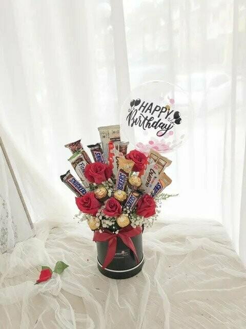 Chocolate Joy (By: Temptation Florist from Seremban)