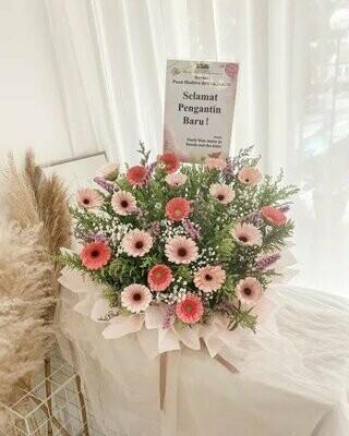 Celebration Time (By:Temptation Florist from Seremban)