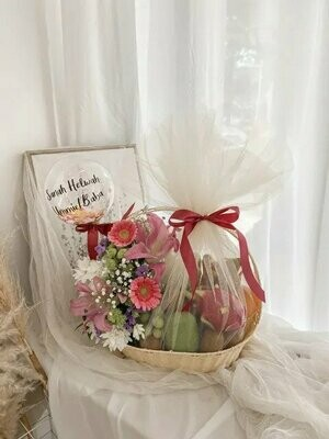 Big Smile (By:Temptation Florist from Seremban)