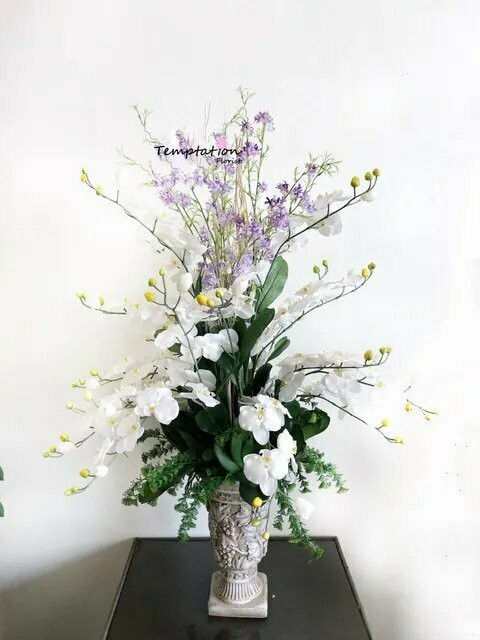Flower Pot Arrangement #27 (By: Temptation Florist from Seremban)