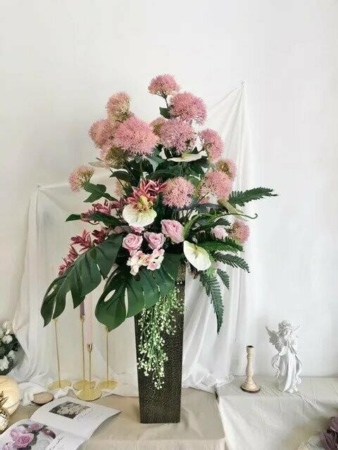 Flower Pot Arrangement #21 (By: Temptation Florist from Seremban)
