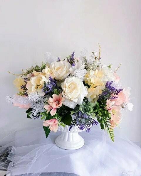 Flower Pot Arrangement #5 (By: Temptation Florist from Seremban)