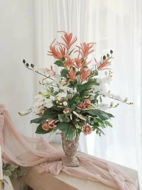 Flower Pot Arrangement #34 (By: Temptation Florist from Seremban)